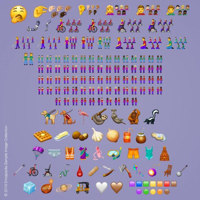 230 emojis