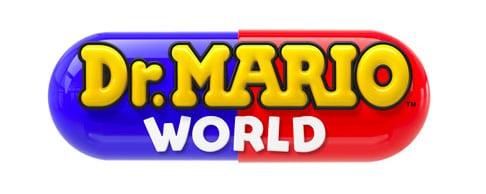 L'unique visuel de Dr. Mario World à ce jour. © Nintendo