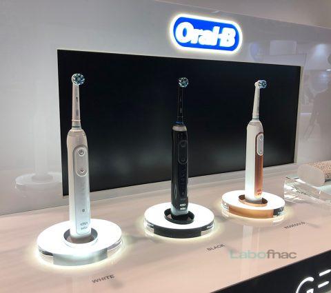 MWC 2019 – On s'est brossé les dents chez Oral-B avec la Genius X