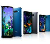 LG présente trois smartphones milieu de gamme avant le MWC
