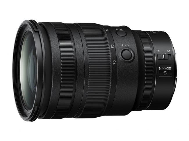 Nikon Nikkor Z 24-70 f2.8