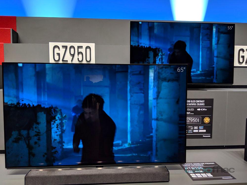 TV OLED : Panasonic annonce quatre gammes, les GZ950, GZ1000, GZ1500