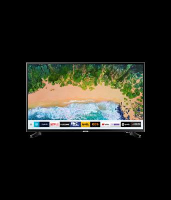 Test Labo du Samsung UE43NU7025 : petit prix, mais gros compromis