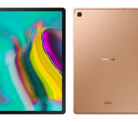 Galaxy Tab S5e : pour conquérir les amateurs de tablettes, Samsung mise sur la légèreté et le multimédia