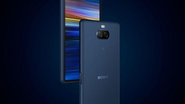 Sony Xperia 10 Bleu Nuit