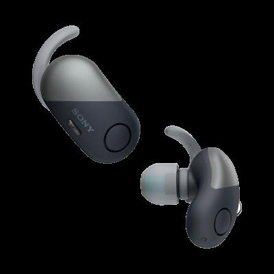 Test Labo du Sony WF-SP700N : des true wireless sportifs efficaces