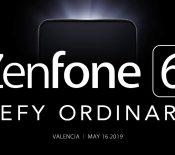 Asus attendra le mois de mai pour dévoiler son Zenfone 6