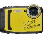 Fujifilm FinePix XP140 : le compact étanche fait peau neuve