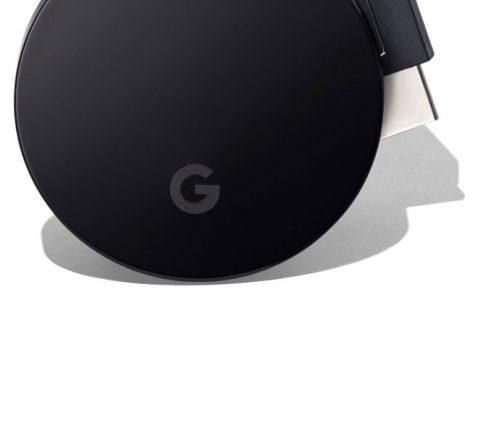 Chromecast : Google préparerait une version sous Android TV avec une télécommande