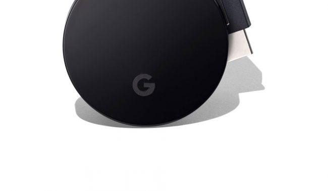 LeChromecast Ultra pourrait revenir sous une nouvelle forme © Google