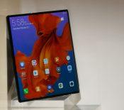 MWC 2019 – Galaxy Fold, Mate X… retour sur les smartphones pliables présents à Barcelone