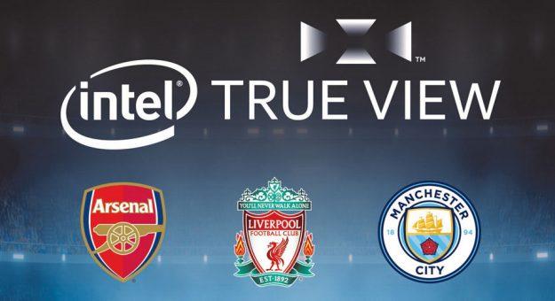 La technologie True View d'Intel s'invite dans les stades anglais