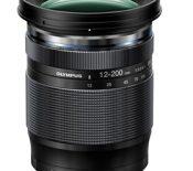M.Zuiko Digital ED 12-200mm F3.5-6.3 : Olympus lance un zoom 16,6x pour hybrides micro 4/3