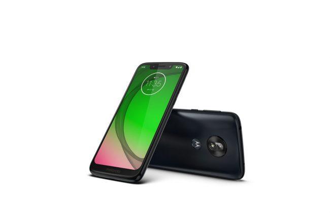 Le Moto G7 Play © Motorola