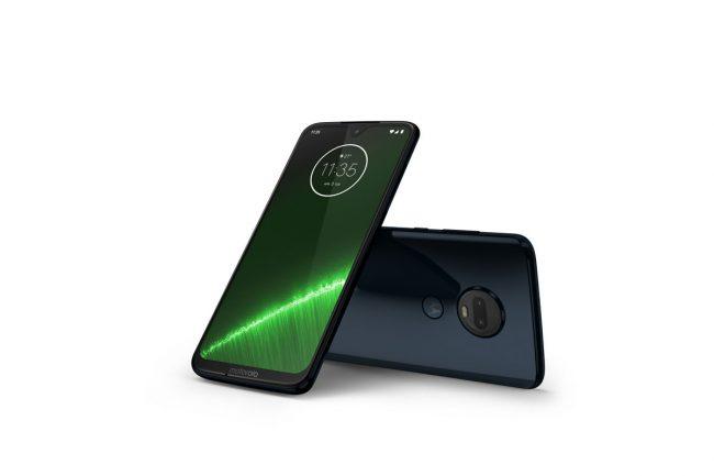 Le Moto G7 Plus © Motorola
