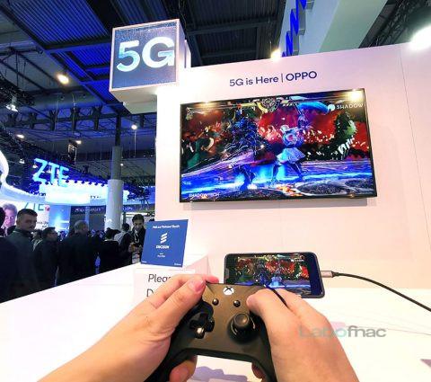 Avec le cloud gaming, on a enfin trouvé un usage intéressant pour la 5G