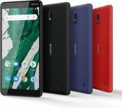 Nokia 1 Plus : HMD lance son nouveau smartphone à moins de 100 euros
