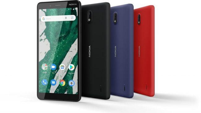 Nokia 1 Plus © HMD