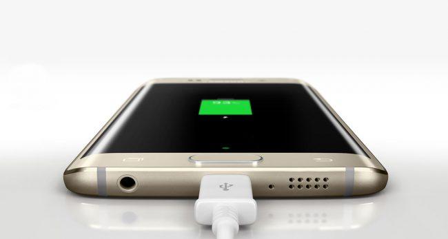 Samsung recharge rapide