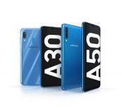 MWC 2019 –Galaxy A30 et A50 :Samsung renouvelle son milieu de gamme