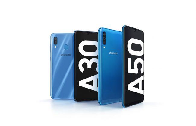 Samsung Galaxy A50/A30