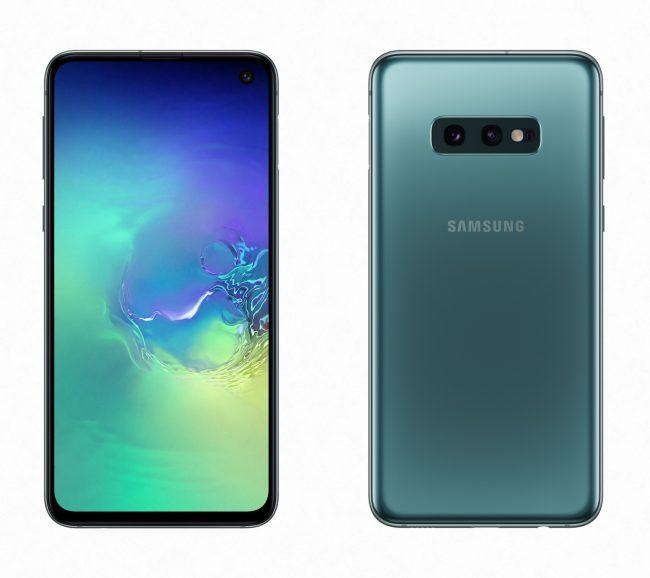 Samsung Galaxy S10e © Samsung