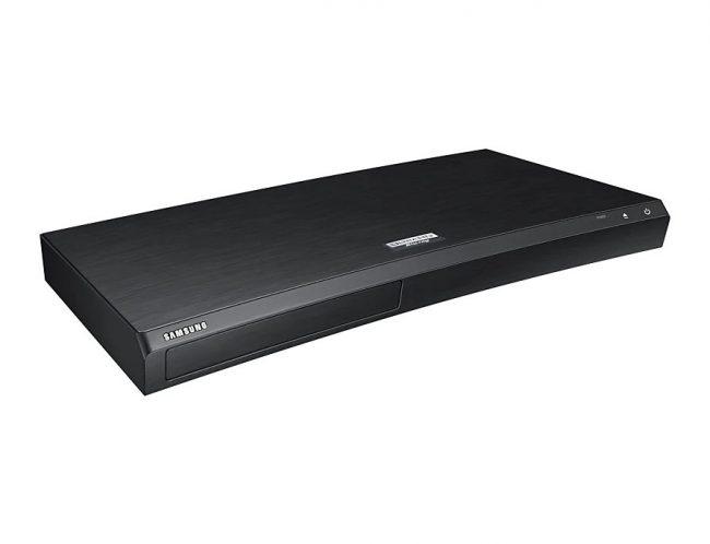 Lelecteur Blu-ray Samsung UBD-M9500 © Samsung