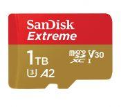MWC 2019 –Des cartes microSD de 1 To chez SanDisk et Micron
