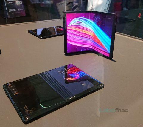 IFA 2019 – TCL va présenter son premier smartphone et un concept pliable