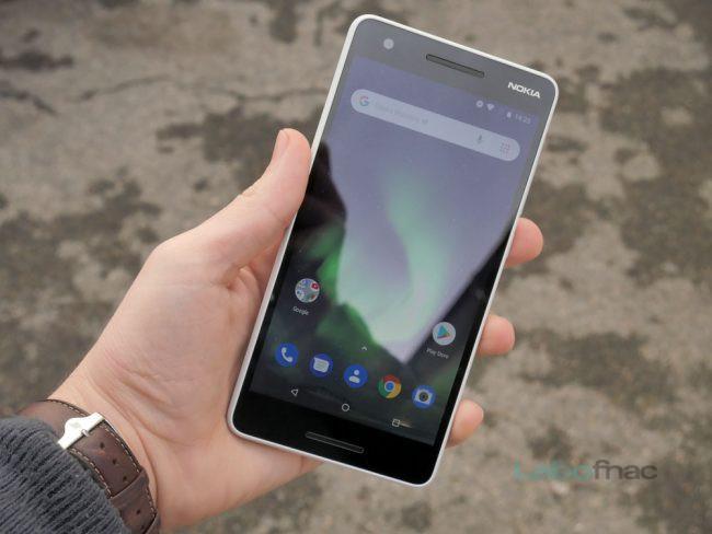 Android 9.0 Pie (Go edition) arrive sur le Nokia 2.1