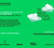 VR Arles Festival : rendez-vous pour une édition hors les murs ce 9 février