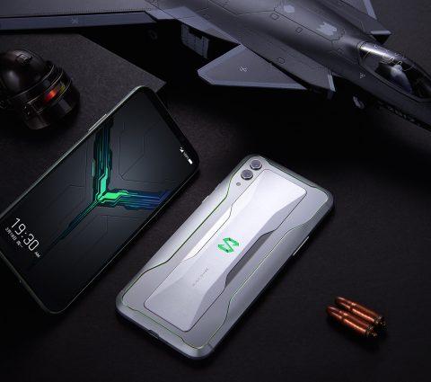 Black Shark 2 : Snapdragon 855, 12 Go de RAM et une manette façon Switch