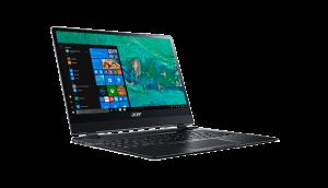 Test Labo de l'Acer Swift 7 SF714-51T-M2ST : poids plume et autonomie longue durée