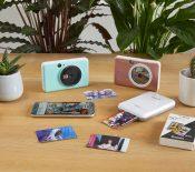 Zoemini C et S : Canon se lance sur le marché des appareils photo instantanés