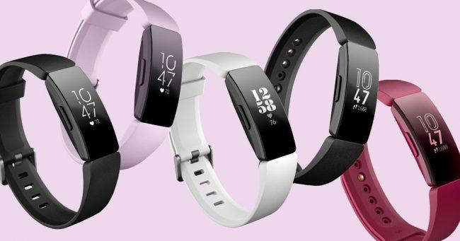 Fitbit Inspire et Inspire HR
