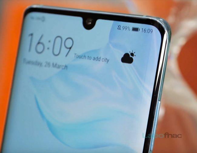 Huawei compte sur son P30 Pro devenir le numéro un mondial © Fahim Alloul / LaboFnac