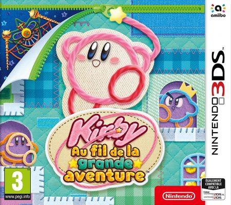 Test de Kirby – Au fil de la grande aventure : Un peu de récup' sur 3DS