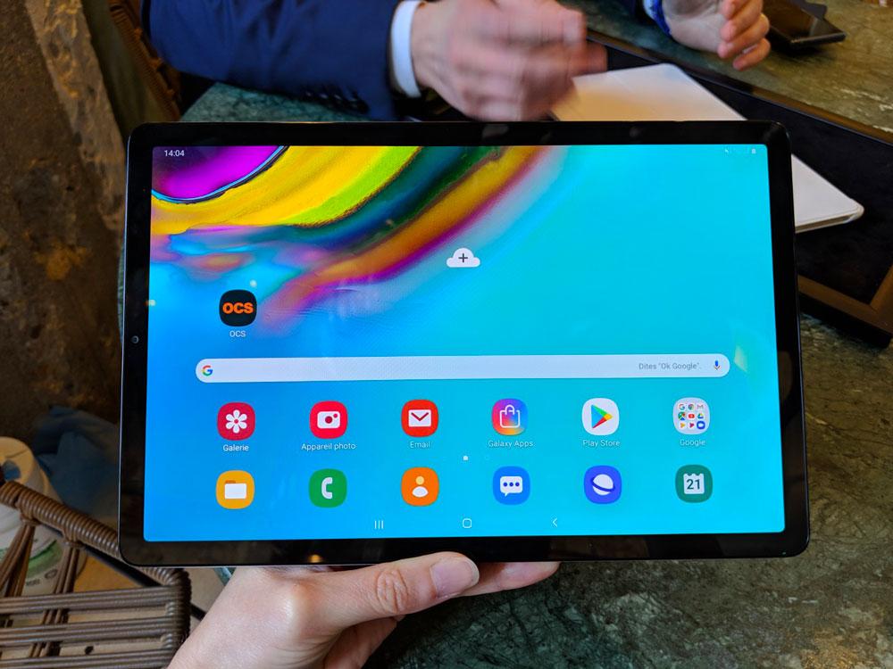 Samsung Galaxy Tab S5e et Tab A : les prix et disponibilités des deux tablettes en France
