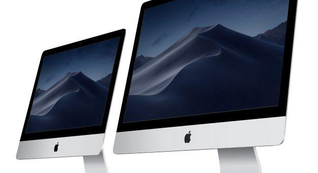 iMac : Apple passe aux Core i de 8e et 9e génération, GPU Radeon Pro Vega en option