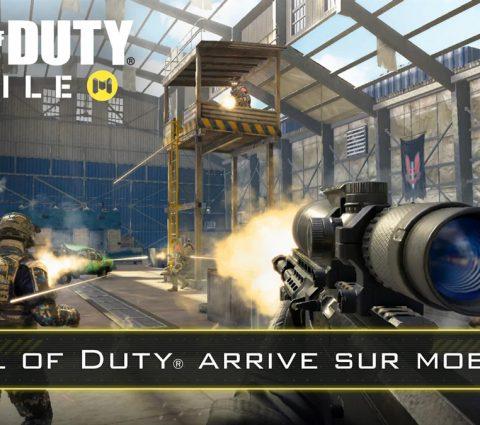 Call of Duty: Mobile arrive bientôt en Europe sur Android et iOS