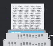 Pi Day :une employée de Google bat le record du monde du calcul de Pi