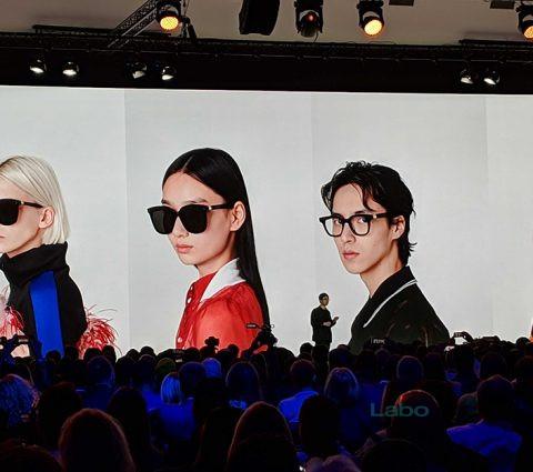 Huawei Wear : des lunettes connectées pour remplacer un casque Bluetooth