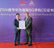 Le Huawei Mate X reçoit le tout premier certificat CE 5G en Allemagne