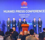 Le géant chinois Huawei dépose plainte contre les États-Unis