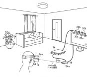 Schéma d'un PS VR sans fil