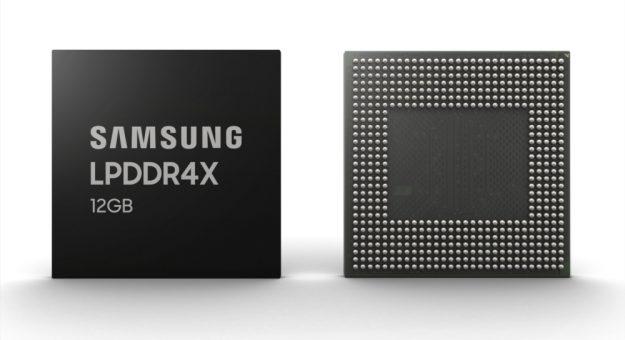 Bientôt des smartphones dotés de 12 Go de RAM grâce à Samsung
