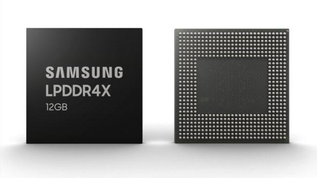 Samsung DRAM 12 Go