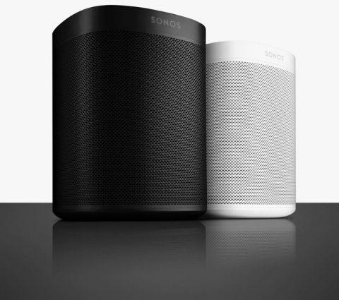 Sonos : l'enceinte One passe discrètement à la génération 2