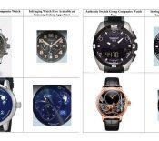 Swatch vs Samsung : les watchfaces de la discorde