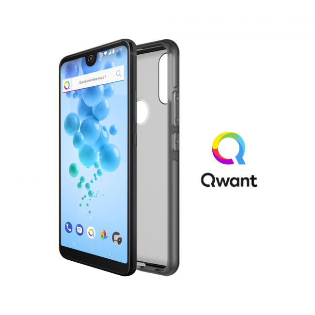 Wiko View 2 Pro Qwant